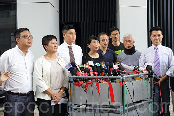 杜耀明:濫權濫捕民不畏 抗警抗暴無了期