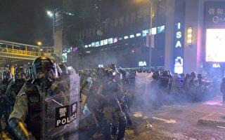 港警8.4強力驅散示威者 傳郭聲琨赴深圳指揮