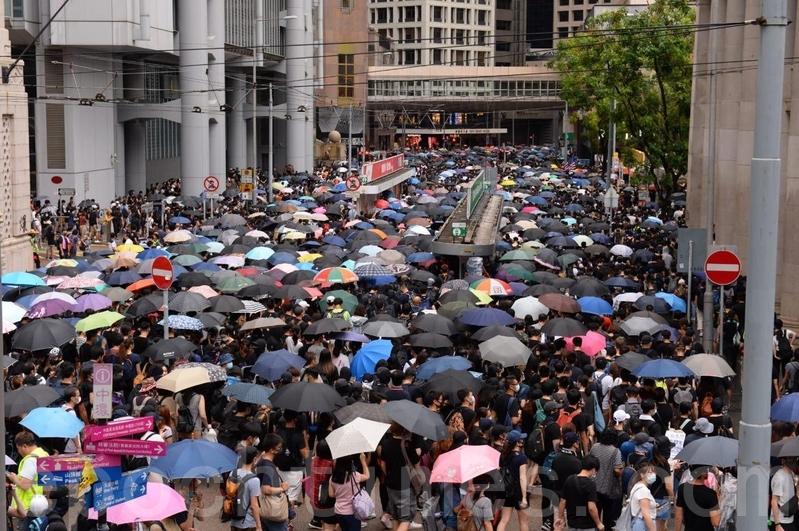 李林一:習「鬥爭說」解開香港局勢三謎團