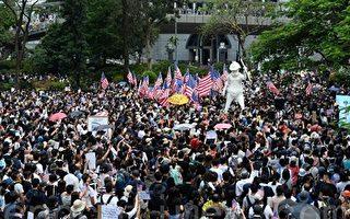 """王友群:""""香港人权法案""""中国人最受益"""