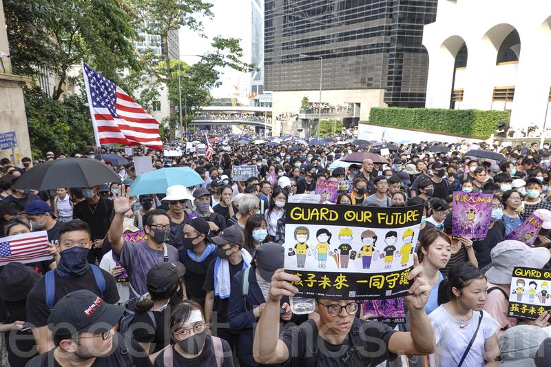 程曉容:香港人權民主法案對中共意味著甚麼