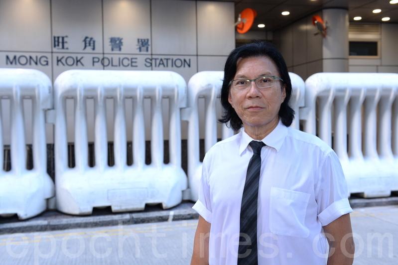 法律界選委黃國桐律師:每一個抗爭者都有一個故事