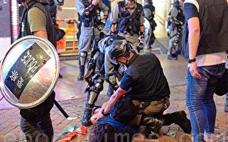 支持反送中港警:政府是整場風波的始作俑者