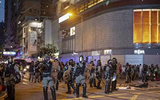 915遊行遭攻擊 新唐人記者:報導真相是天職