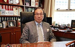 梁家傑:抗爭獲國際社會支持 香港不孤單