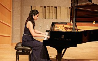 台選手讚新唐人鋼琴大賽指定曲充滿正能量