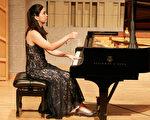 新唐人鋼琴大賽 台灣選手:指定曲目真神奇