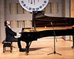 組圖:鋼琴大賽銀獎得主的精采表演瞬間