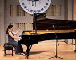 組圖:鋼琴大賽銅獎得主的精采表演瞬間
