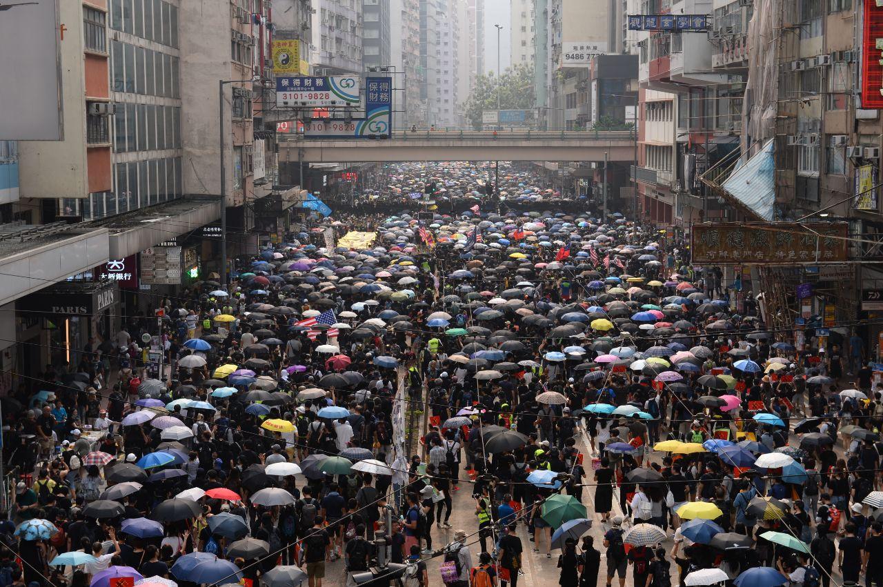 從香港抗議到NBA 中共如何輸掉媒體戰