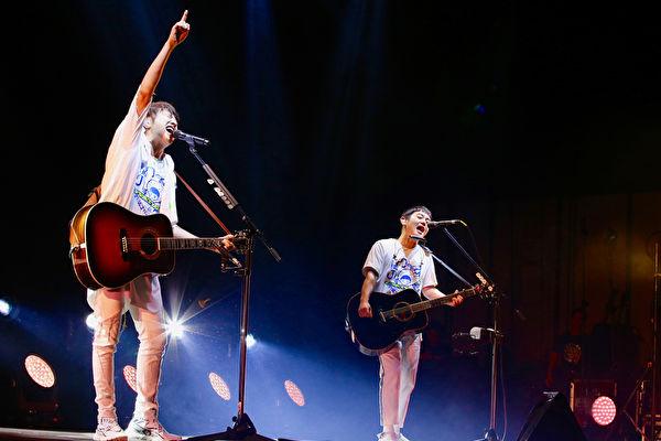 日团柚子台北公演 以台语广播体操趣味暖身