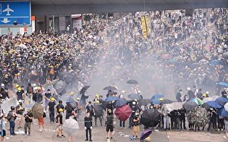 從中共打壓智庫看香港抗議活動的重要性