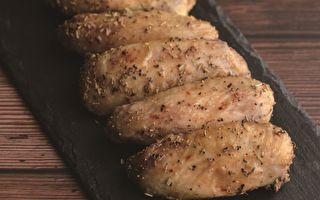 【气炸锅料理】义式香料鸡翅 腌完再炸提升风味