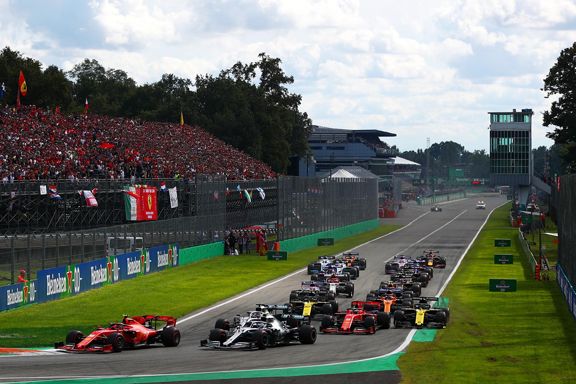 "F1意大利站:法拉利破八年来本土""冠军荒"""