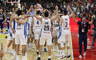 男篮世界盃 阿根廷淘汰夺冠大热晉級四強