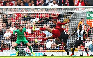 """英格兰足球超级联赛:曼城不敌""""升班马""""落后利物浦5分"""