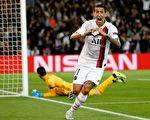 歐冠首輪:皇馬客場遭羞辱 三球不敵大巴黎