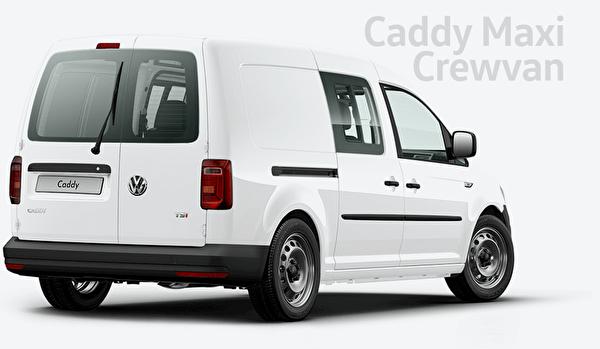 德系高品質小型多功能車:2019 Caddy Van
