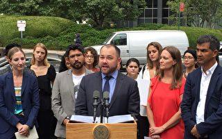 市议会增加500万拨款 为移民提供法律援助