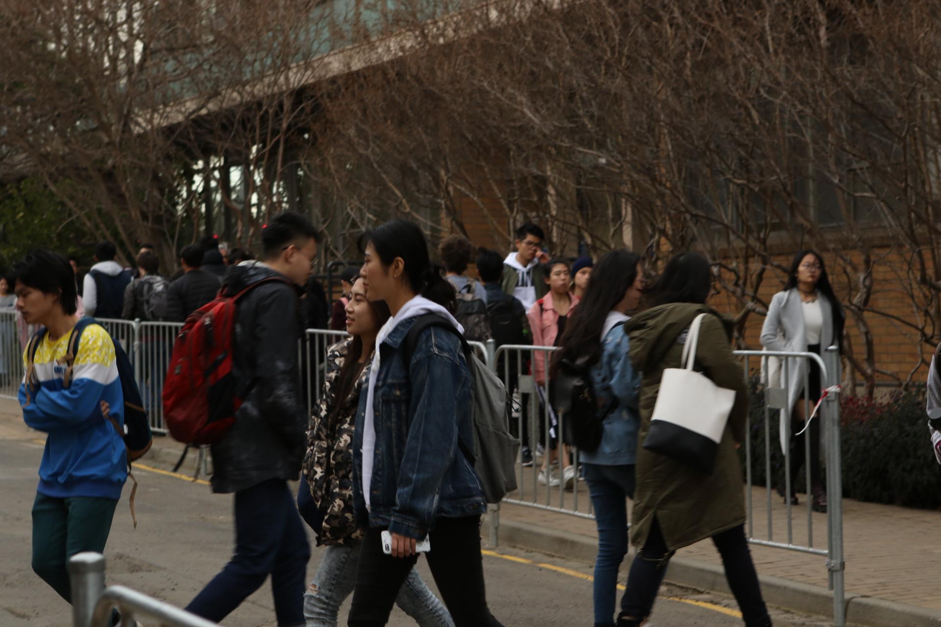 中共發赴澳留學預警 留澳生:沒受到歧視