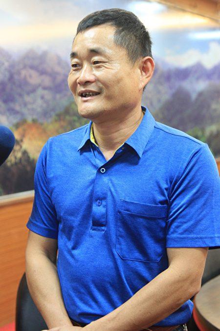 游國福覺得「搶救石虎比中樂透還開心!」;更沒想到營救石虎也能接受表揚。