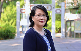 香港《大紀元》時報社長郭君(宋碧龍/大紀元)