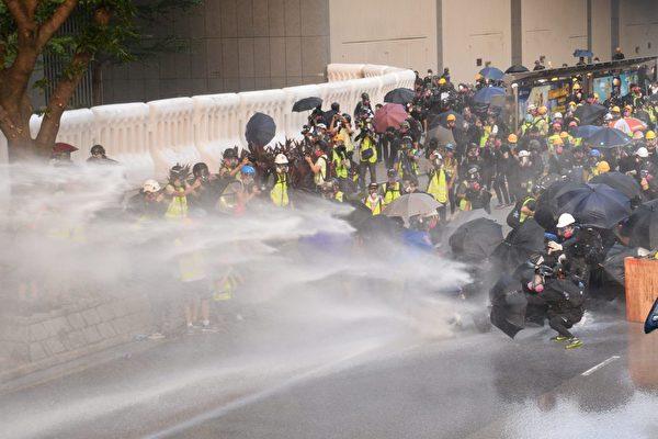 香港監察召集人:極權政府低估港人的決心