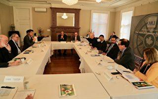 加國智庫研討會:支持台灣參與國際組織