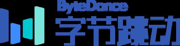 字節跳動的logo。(維基百科公有領域)