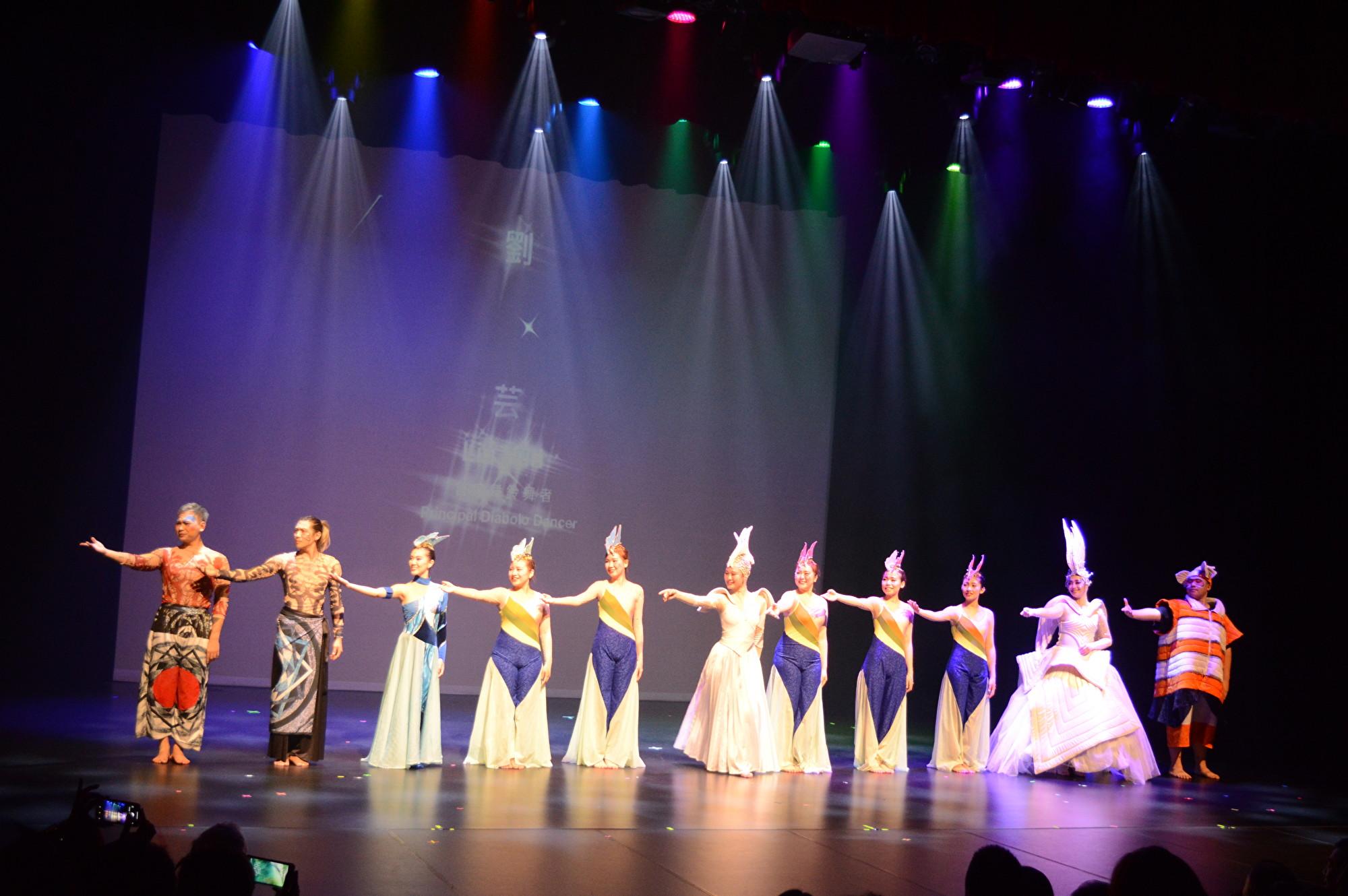 國慶巡演抵溫哥華「海洋慶典」驚艷全場