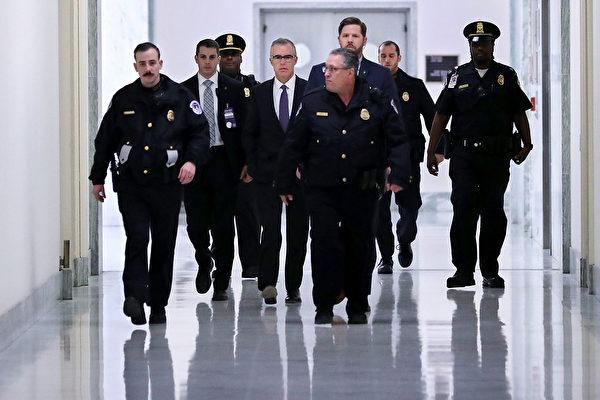 美司法部或起诉通俄门关键发起人麦凯布
