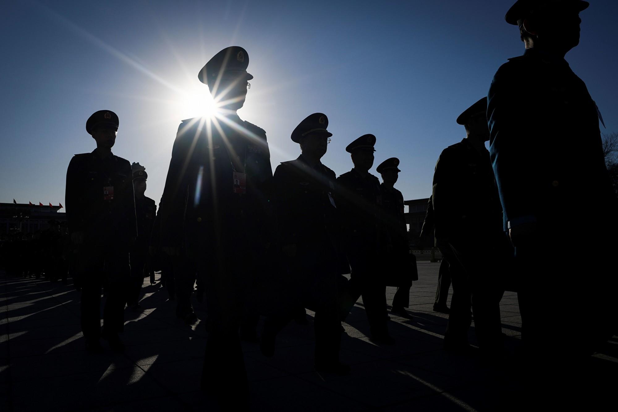 在黨性和人性的對抗中,習的保黨情結,促使他在關鍵時刻大談「鬥爭」。(WANG ZHAO/AFP/Getty Images)