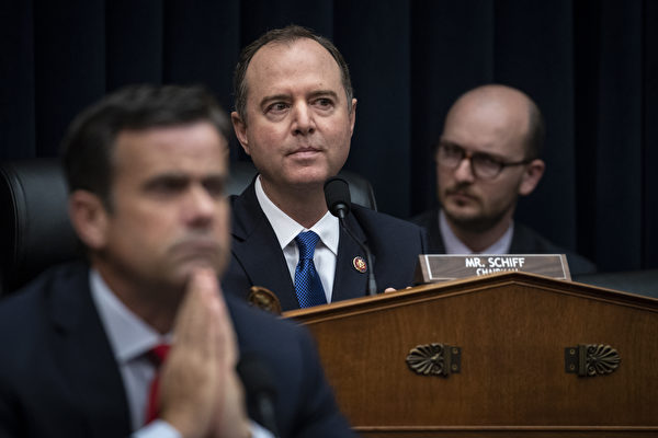 美眾院情報委員會公布告密信 川普回應