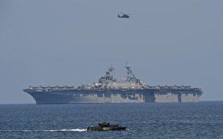 美国与东盟举行首次联合军演
