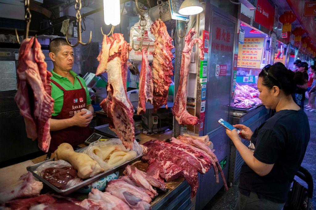 中國到處買肉 抬高全球肉類價格