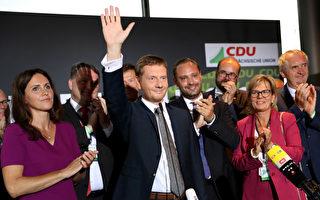 德國東部二聯邦州選舉 黑紅兩黨損失慘重