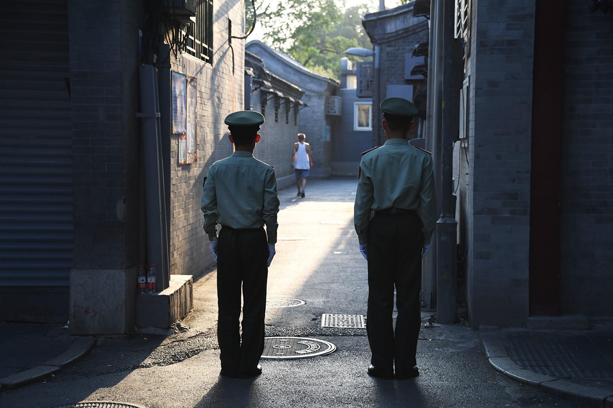 周曉輝:北京十一前穩大陸穩美國香港的背後