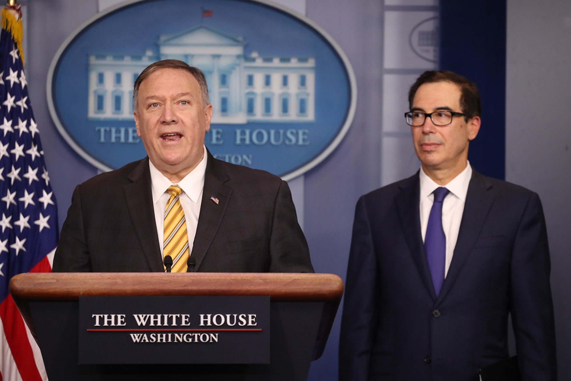蓬佩奧:特朗普解僱博爾頓 但外交政策不變