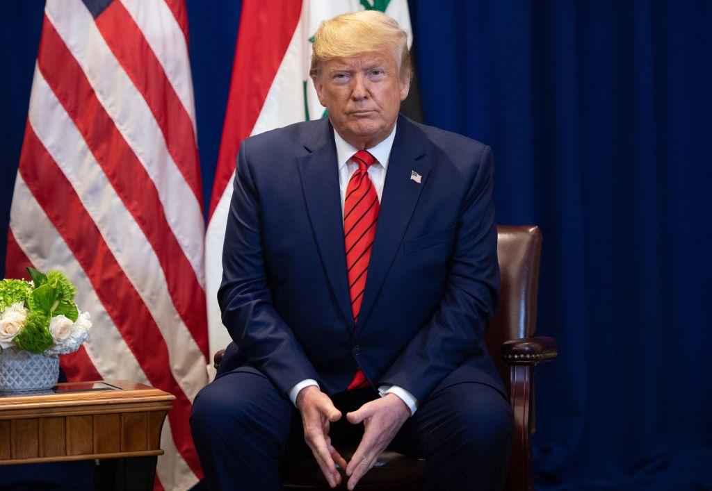 特朗普:9月25日公佈與烏克蘭總統完整通話紀錄