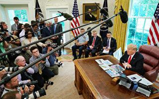 川普:美中贸易谈判不想讨论华为问题