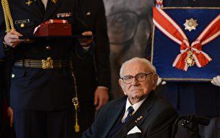 改变世界的温度 他从纳粹手中救下669孩子