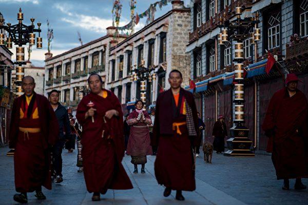 美两党议员提西藏法案 制止中共迫害藏人