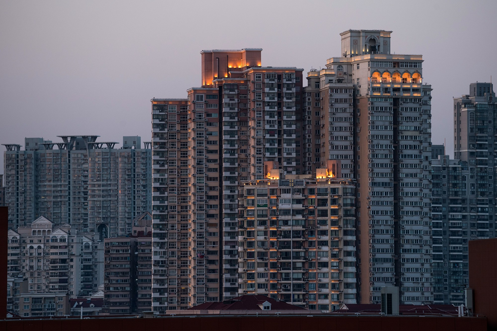 北京二手房交易低迷 買房手續未完價格跌十萬