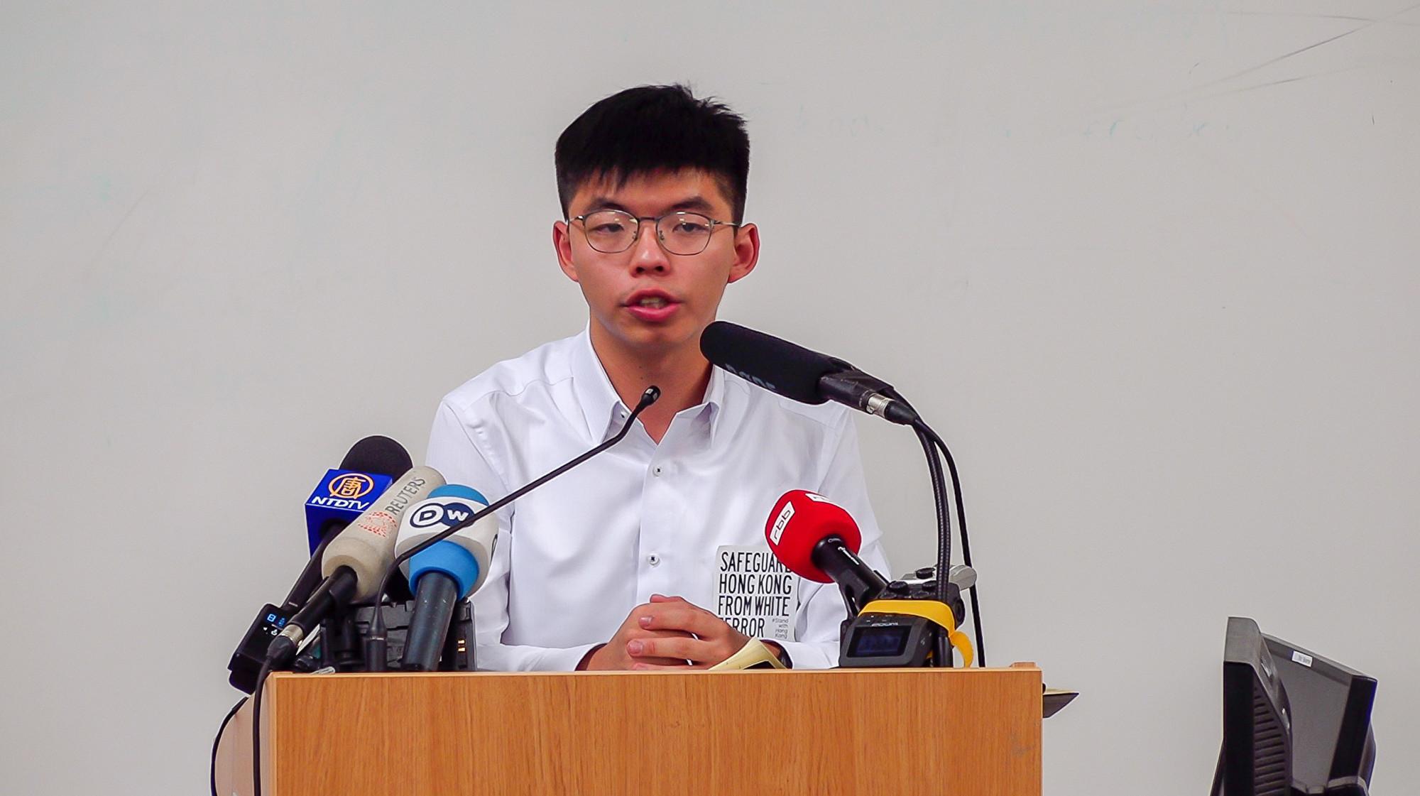 【新聞看點】黃之鋒訪德 北京催生反送中巨浪