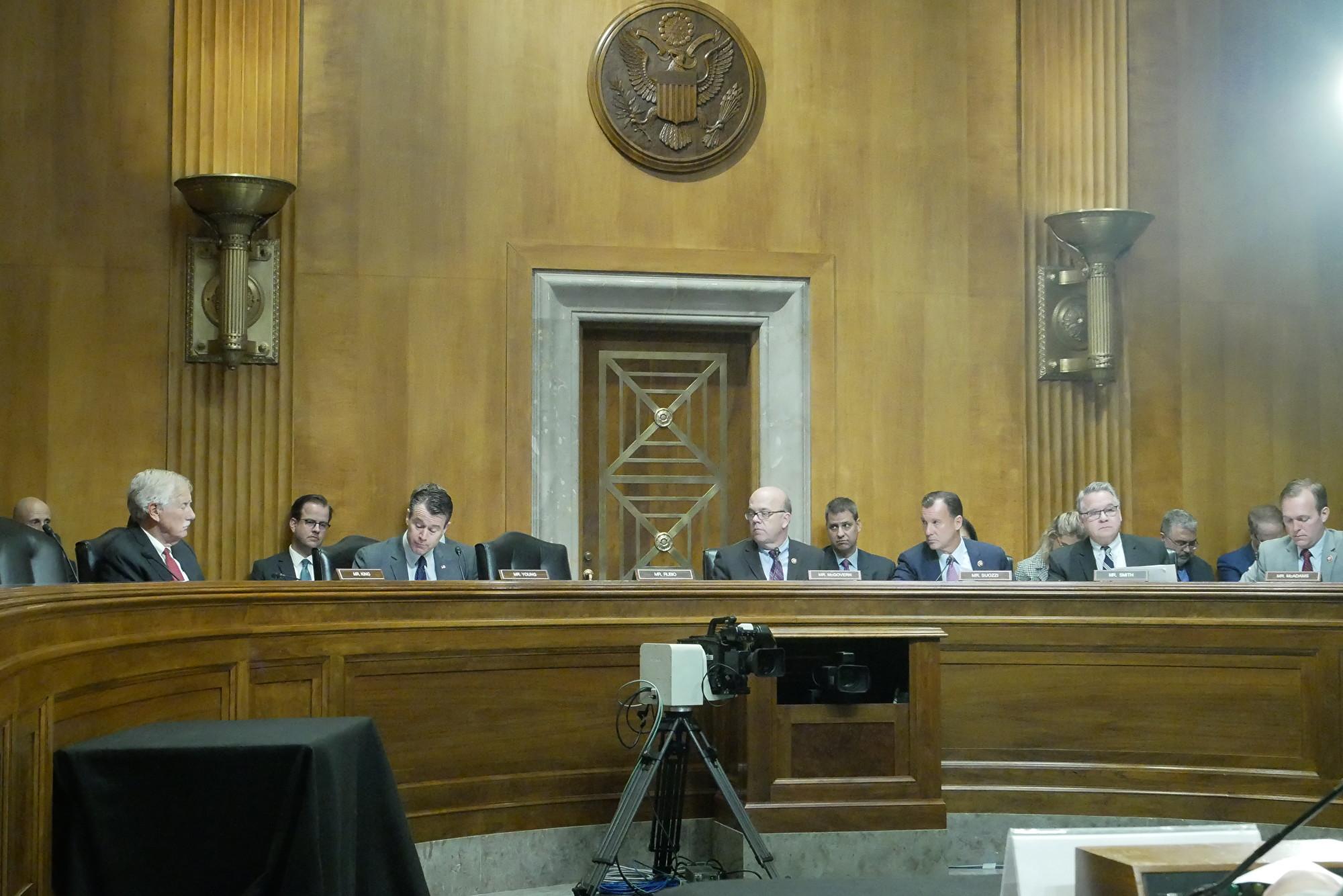 美國會聽證 參眾議員速推通過香港人權法
