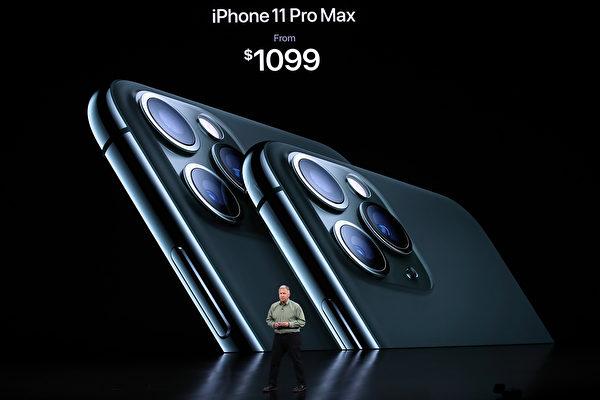 苹果已开始在印度组装iPhone 11