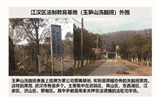 武汉官员滥用公检法系统 迫害法轮功