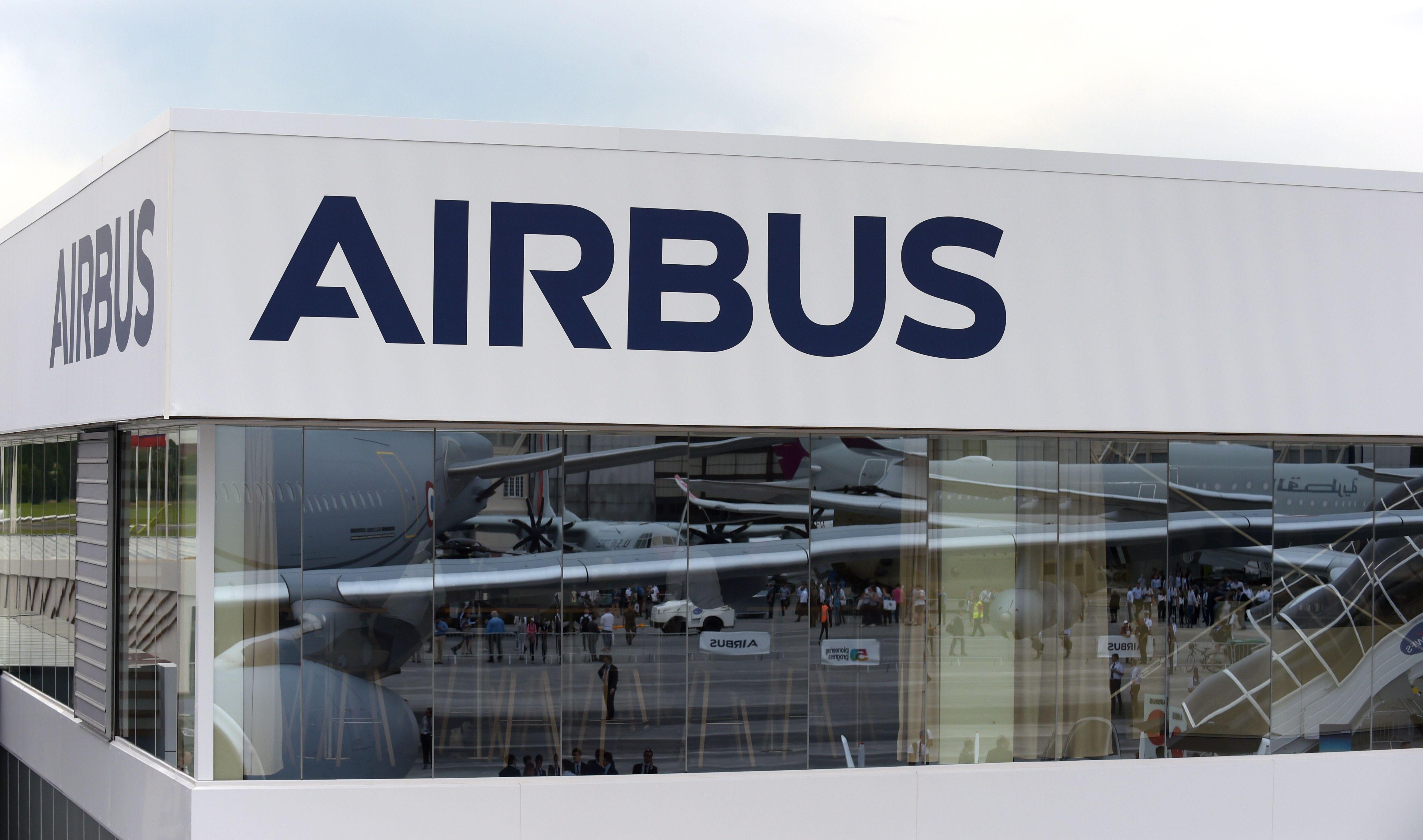 WTO做出對美方有利的判決,裁定空中巴士(Airbus)違法,並授權美國可以向歐盟徵收75億美元商品的關稅。(ERIC PIERMONT / AFP)