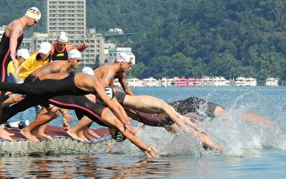 FINA世界馬拉松泳賽南投站 澳洲封王巴西封后