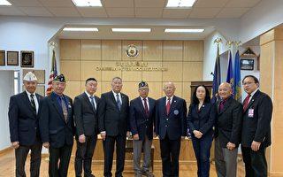 美国国会明春为华裔二战老兵颁金章